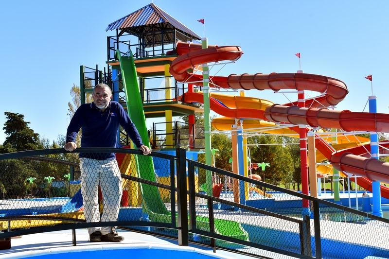 Splash Parques Acuáticos